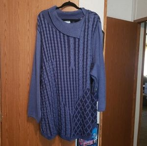 Gorgeous blue Catherine's sweater